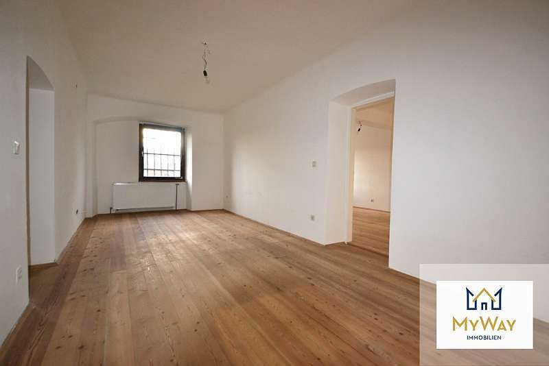 3 Zimmer Wohnung mit Garten - Plankenberg - MY WAY Immobilien